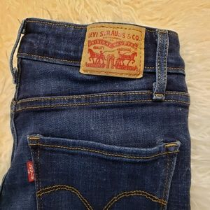721 Levi Strauss & Co. Jeans